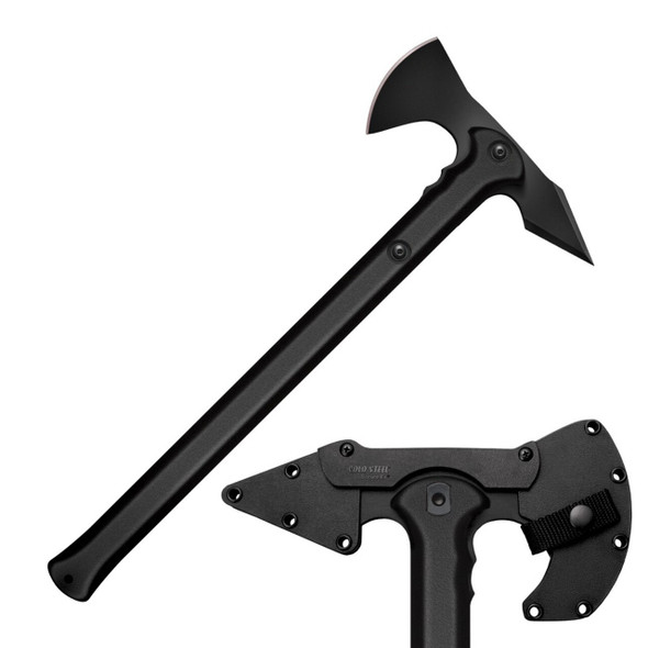 Cold Steel Trench Hawks Black