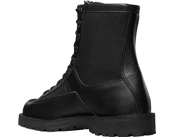 "Danner 22600 Acadia 8"" Black 400G Boots"