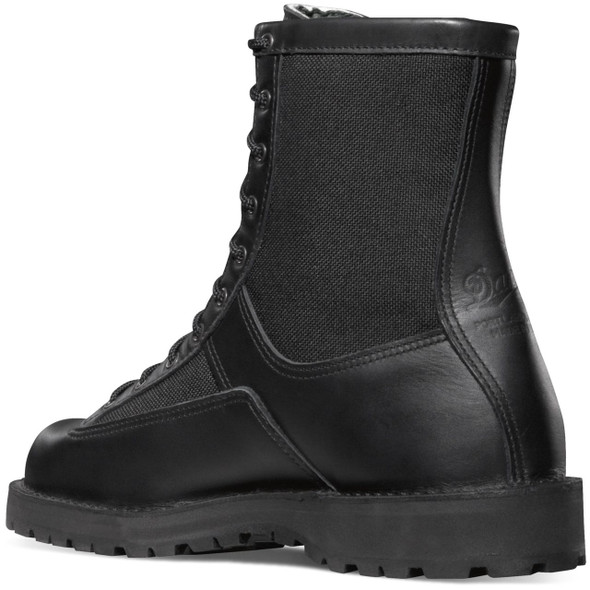 "Danner 21210 Men's/Women's Acadia 8"" Black Boots"