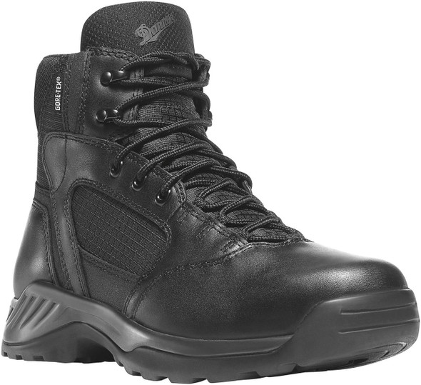 "Danner 28017 Men's Kinetic Side-Zip 6"" Black GTX Boots"