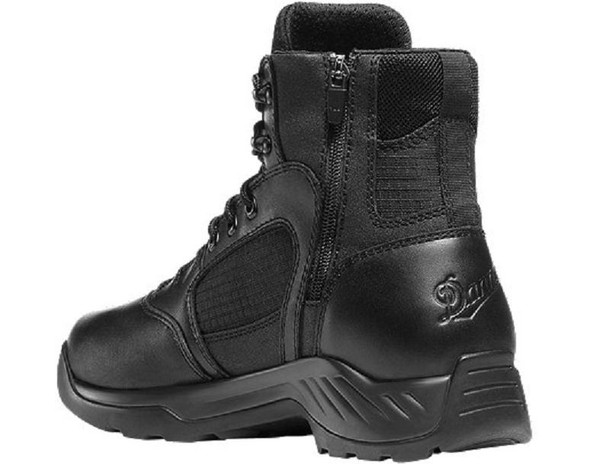 "Danner 28017 Kinetic Side-Zip 6"" Black GTX Boots"
