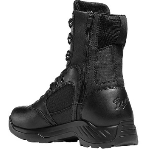 "Danner 28012 Kinetic Side-Zip 8"" Black GTX Boots"