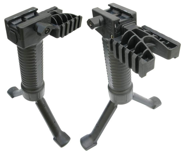 Grip Pod Dual Light Rail Accessory