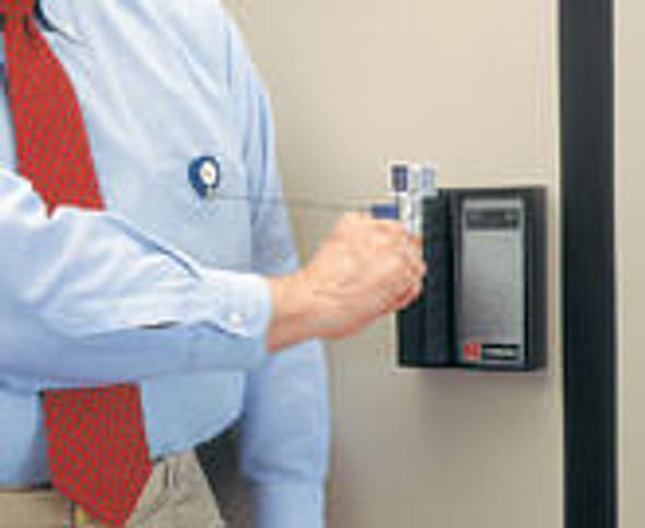 KeyBak Mini-Bak PAC Slide Clip ID Badge Holders
