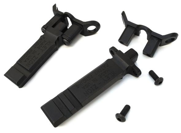 KZ Colt 6940 Combo Mount - Snap-Hook / Tactical Light