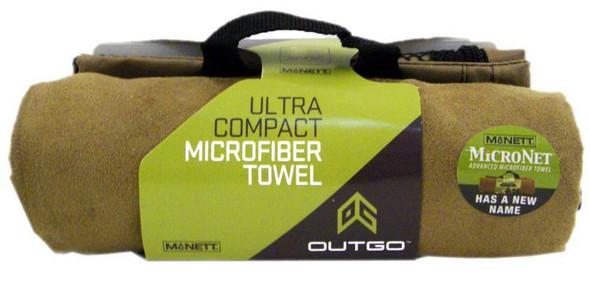 Outgo Medium Ultra-Compact Microfiber Towel