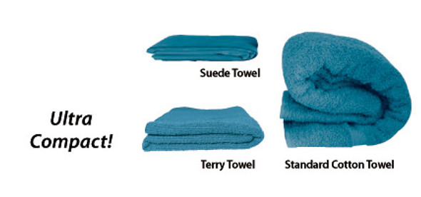 Outgo Terry Microfiber Towel