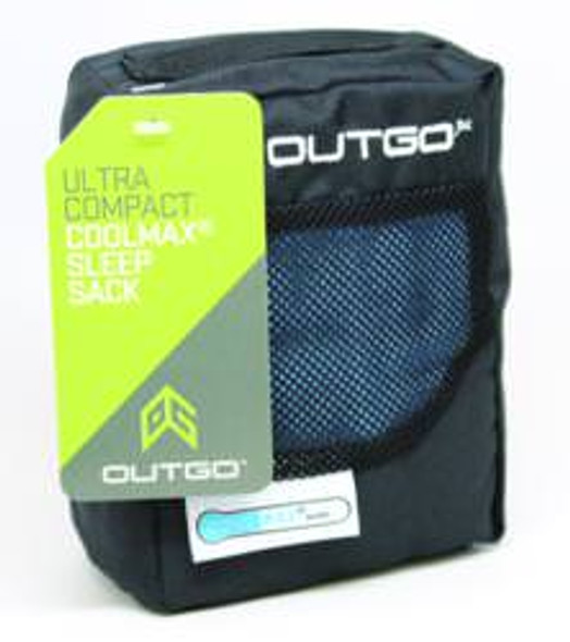 Outgo Ultra-Compact COOLMAX Sleep Sack