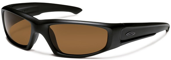 Smith Optics Hudson Tactical Polarized Brown Sun Glasses
