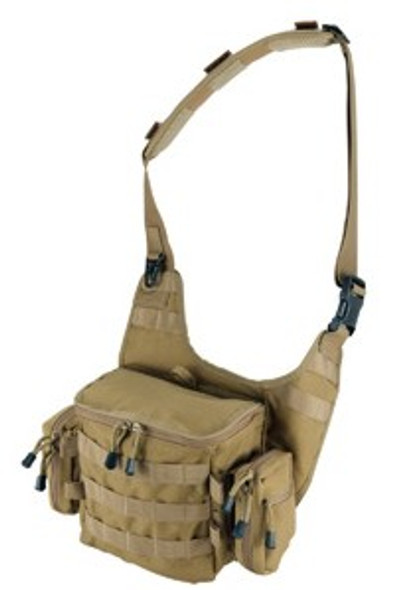 TOP Modular Bandolier/Shoulder Carry Utility Pouch