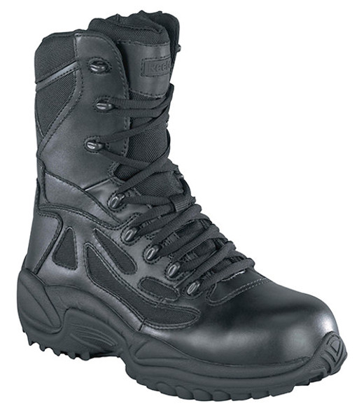 Reebok RB877 Women Waterproof Side Zip Tactical Boots