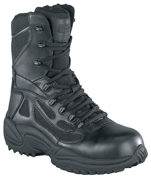 Reebok RB8874 Composite Toe Side Zip Rapid Response Boots