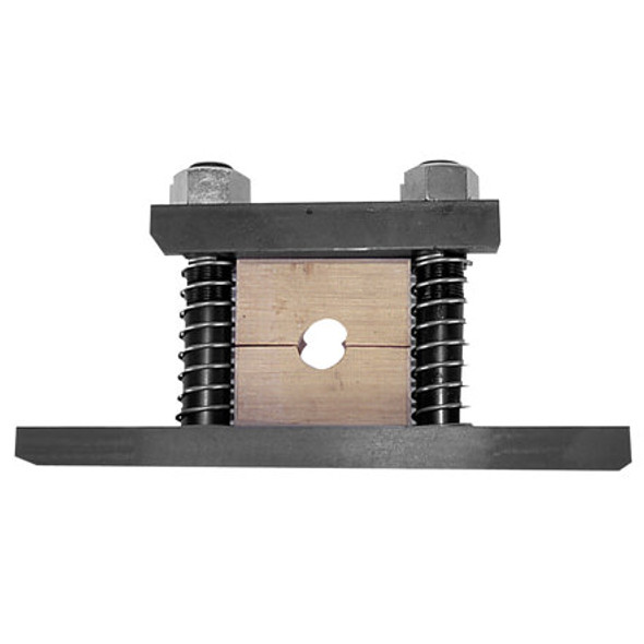 Wheeler Barrel Vise with 3 Wood Bushings