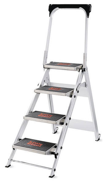 Little Giant Safety Step Stepladder 4 Step
