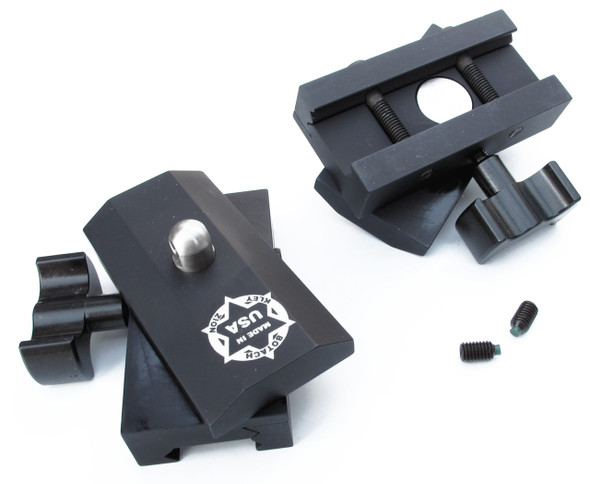KZ Rotating Quick Release Bipod Adapter