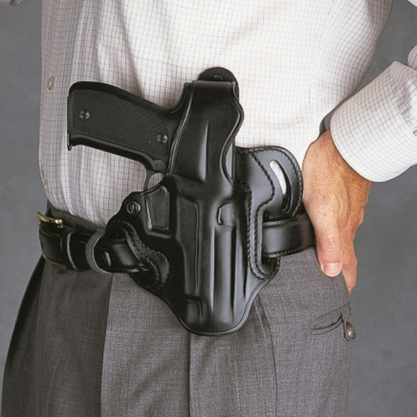 Galco Cop 3 Slot Holster