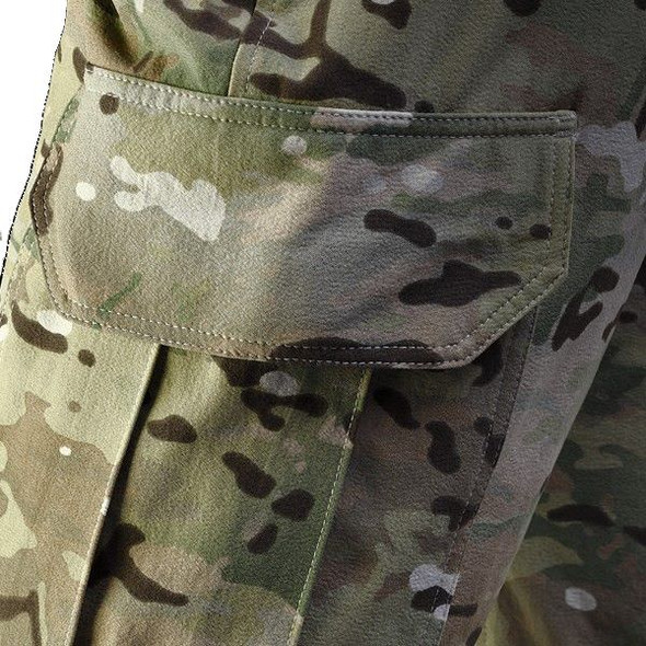 Wild Things Tactical SoftShell Lightweight Multicam Pants