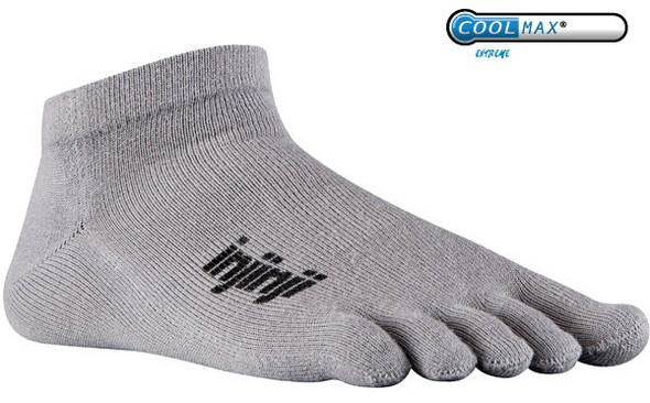 Injinji Sport Original Weight Micro Gray