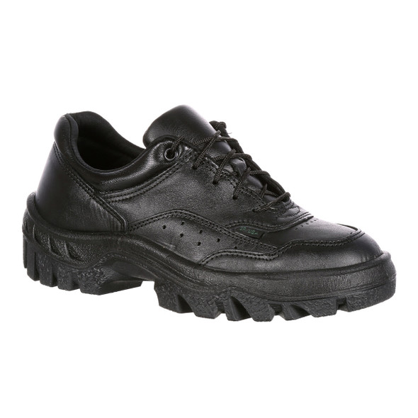 Rocky 5101 Womens Postal TMC Duty Oxfords Shoes BLACK USA