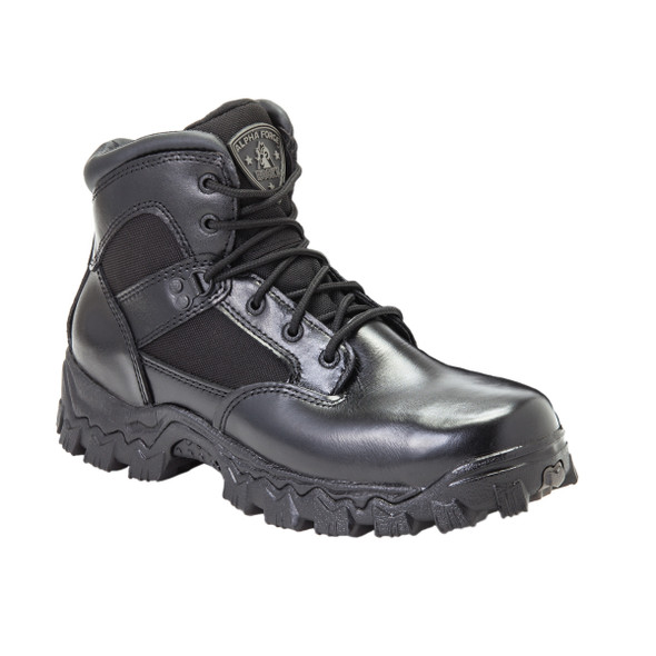 Rocky 2167 Alphaforce Duty Boots BLACK