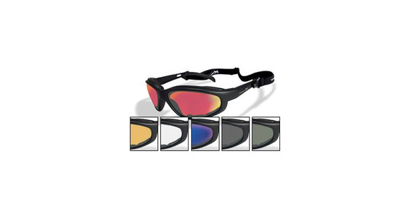 Wiley X XL-1 Replacement Lenses Light Adjusting - Smoke Grey