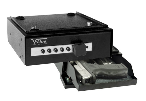 V-Line Desk Mate Handgun Safe