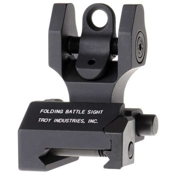 Troy Industries Rear Tritium Folding Battle Sights