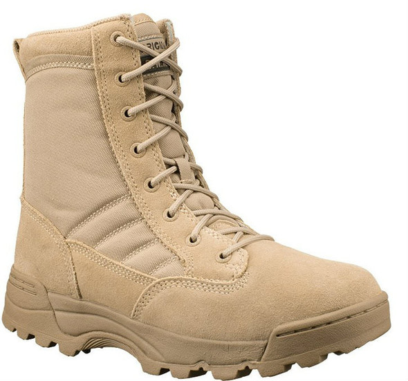 "Original SWAT 115002 Classic 9"" Men's Tan Boots"