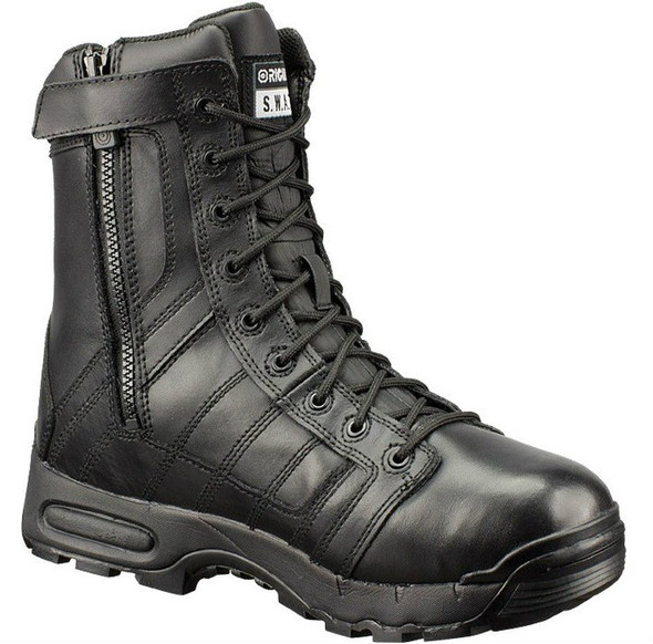 "Original SWAT 123401 Metro Air 9"" SZ 200 Men's Black Boots"