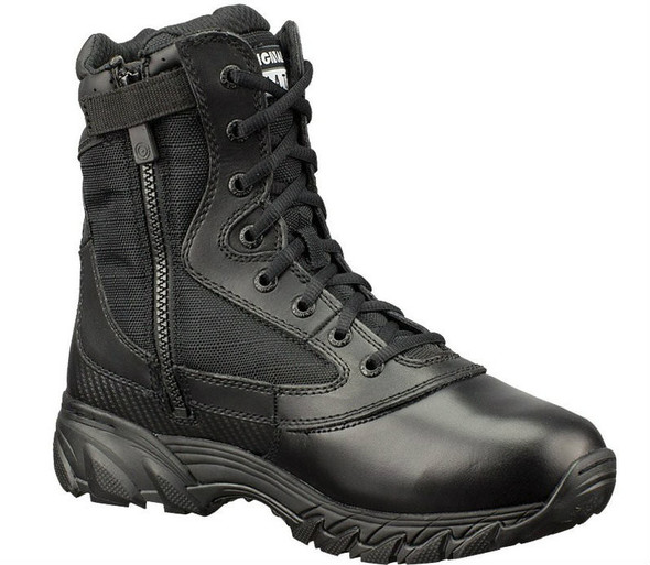 "Original SWAT 131201 Chase 9"" Side-Zip Men's Black Boots"