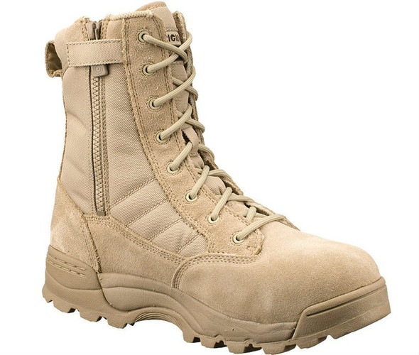 "Original SWAT 119402 Classic 9"" SZ Safety Men's Tan Boots"
