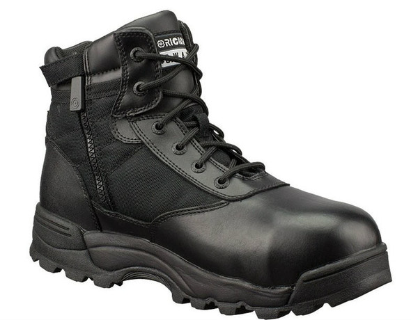 "Original SWAT 116101 Classic 6"" WP SZ Safety Men's Black Boots"