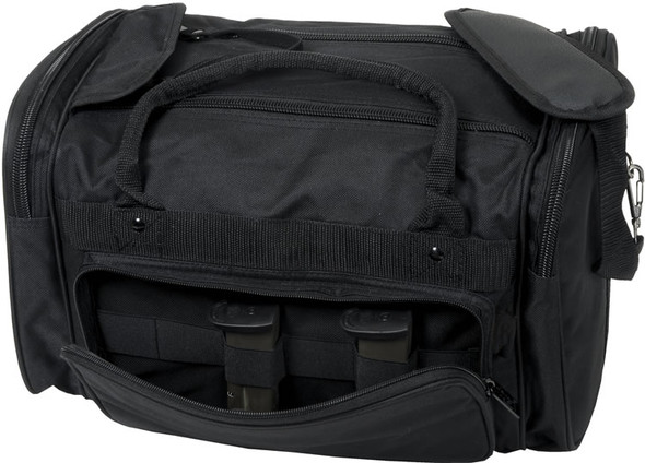 US Peacekeeper 18Wx10Hx10D Medium Range Bag - Black
