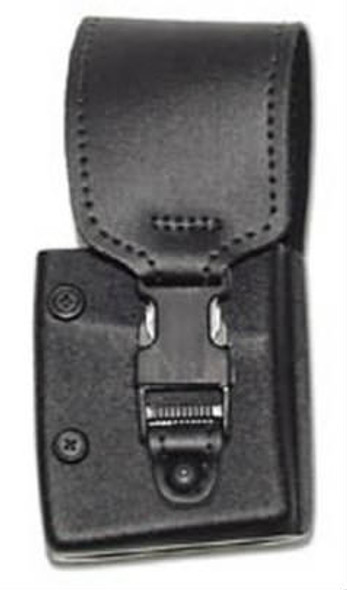 Safariland Single Mag Pouch w/Flap - H&K M&P - Left Hand - Black