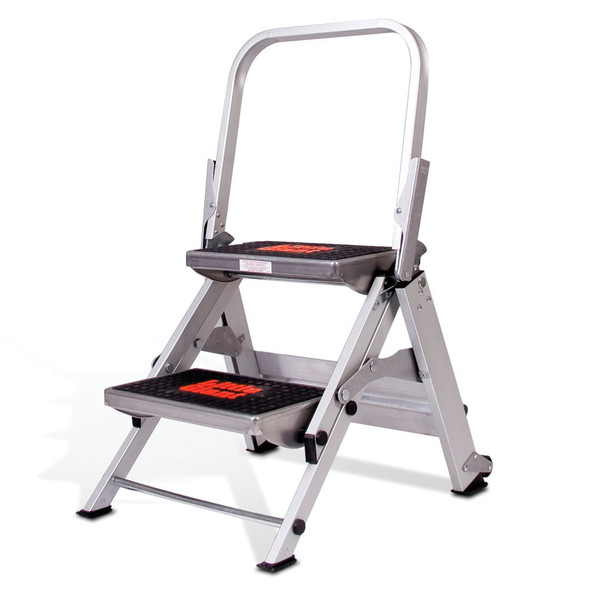 Little Giant Safety Step Stepladder 2 Step