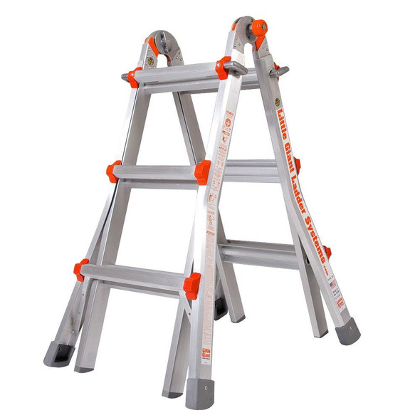 Little Giant M13 Aircraft Support Ladder - 13 Foot / 300lbs Capacity
