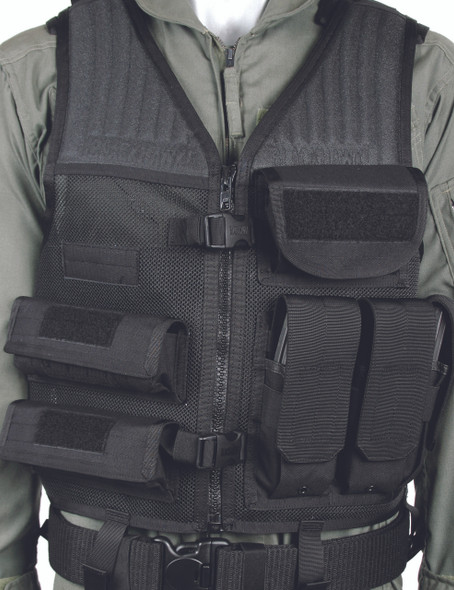 Blackhawk Omega Shotgun/Rifle Vest, Black