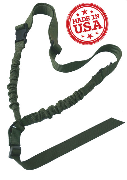 KZ Single Point Universal Bungee Slings w/Universal Attach Strap