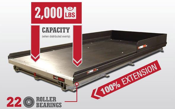 Truck Vault CG2000XL CargoGlide