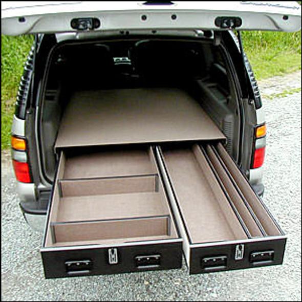 Truck Vault 1 Long Divider Standard