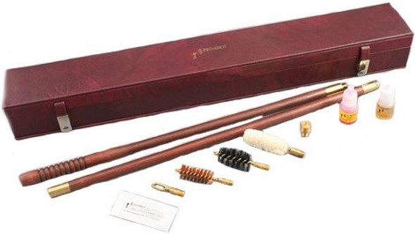 Pro-Shot Gold Edition Artistic Wood Rods Shotgun Cleaning Kits