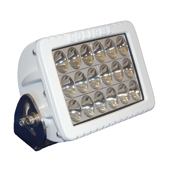 Golight GXL LED Spot & Flood lights w/Fixed Mount