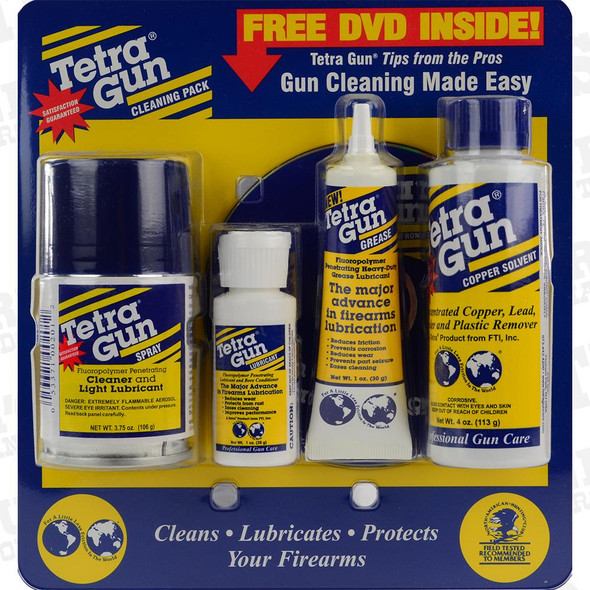 Tetra Gun Limited Edition Cleaning Pack