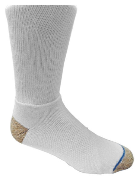 Wrightsock 536 Double Layer Court Crew Socks 6/Pack Made in the USA