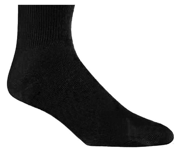 Wrightsock 965 Single Layer Racer Quarter Socks 6/Pack Made in the USA