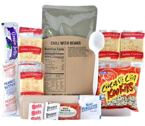XMRE MRE Meal Case Lite 12/Pack