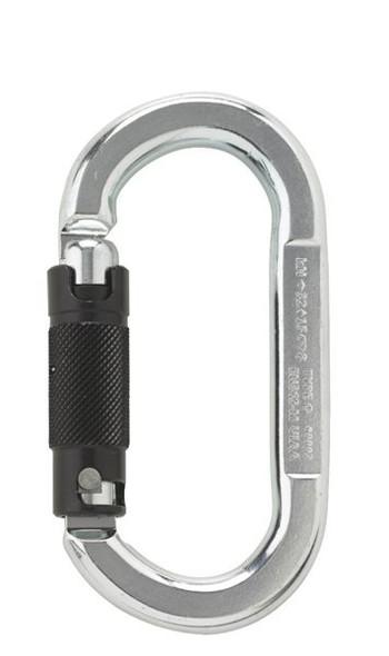 Austri Alpin Symm. Oval Keylock w/3-Stage Autolock Connector
