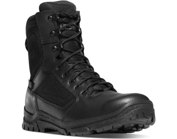 "Danner 23822 Lookout 8"" Black Boots"