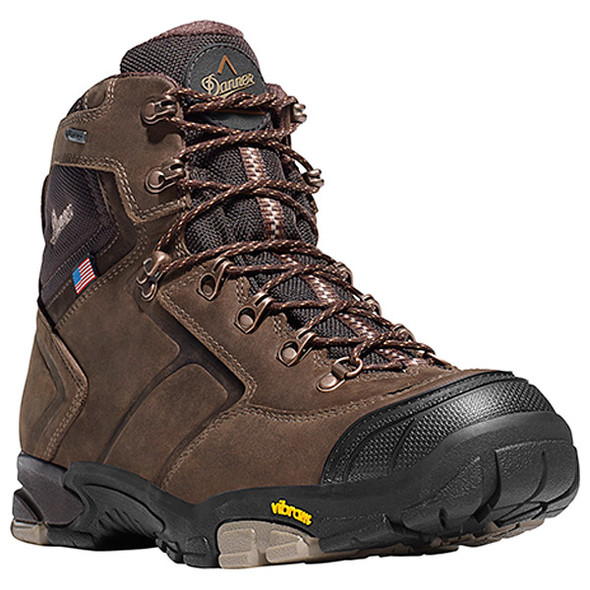 "Danner 65810 Mt. Adams 4.5"" Brown Boots"