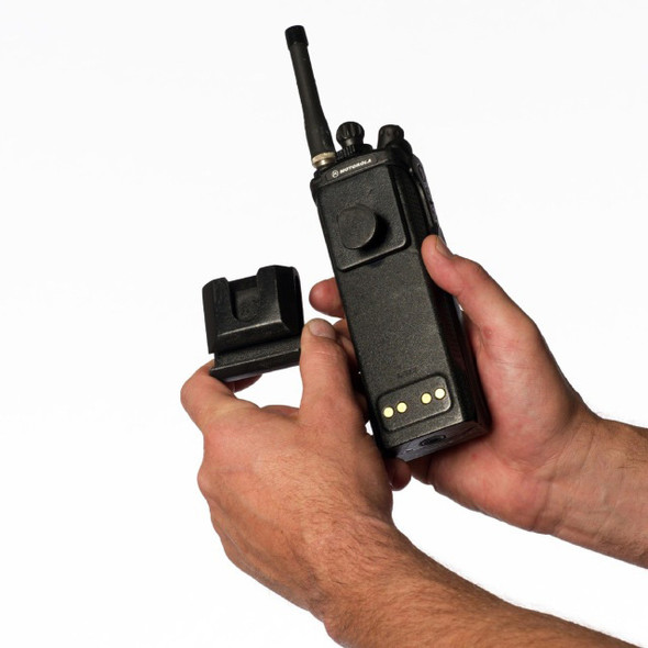 RotoComm Motorola XTS Series Radio Swivel Belt Clip